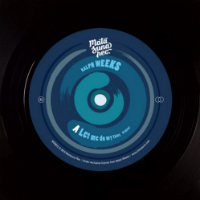 RALPH WEEKS: 'Let Me Do My Thing' re-press + VOODOOCUTS Remix (Vinyl 7