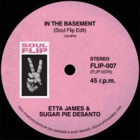 SOUL FLIP EDITS 7: In The Basement / My Sweet Lord (Vinyl 7