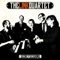 THE LINK QUARTET: Secret Sessions LP