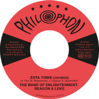 THE BAND OF ENLIGHTENMENT REASON & LOVE:  Zota Yinne (Vinyl 7