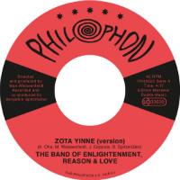 THE BAND OF ENLIGHTENMENT REASON & LOVE:  Zota Yinne (Vinyl 7