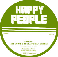 JOE YORKE & THE EASTONIAN SINGERS: Tonight (Vinyl 7