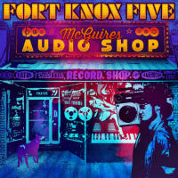 FORT KNOX FIVE: McGuire's Audio Shop