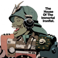 BLAKTRIX:  The House Of The Immortal Ironfist (Prod.  INDIGO CHILE)