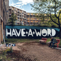 KID ACNE: Have A Word LP