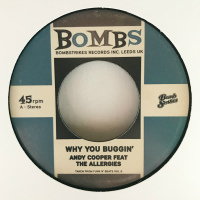 THE ALLERGIES: Why You Buggin' (feat. ANDY COOPER)/ Downtime (ALLERGIES remix )