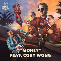 LEXSOUL DANCEMACHINE (feat. CORY WONG): Money