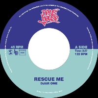 DJAR ONE:  Rescue Me/ Bar-B-Q (Vinyl 7