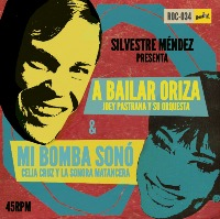 ROCAFORT RECORDS: Mi Bomba Sono (CELIA CRUZ)/ A Bailar Oriza (JOEY PASTRANA)