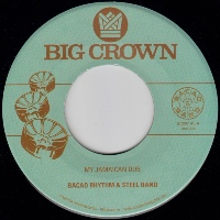 BACAO RHYTHM & STEEL BAND: My Jamaican Dub b/w The Healer (Vinyl 7
