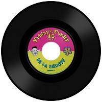 SMOOVE:  De La Smoove/ Hall & Soul (Vinyl 7