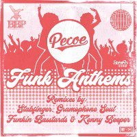 Funk Anthems EP Pecoe