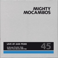 THE MIGHTY MOCAMBOS: Live at JAM PDM! (Vinyl 7