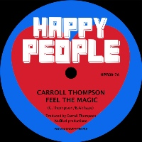 CARROLL THOMPSON:  Feel The Magic