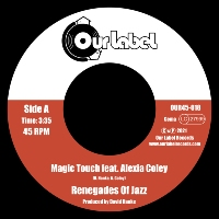 RENEGADES OF JAZZ feat. ALEXIA COLEY: Magic Touch
