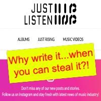 justlistenhiphop.com