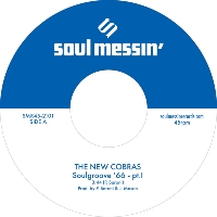 THE NEW COBRAS Soulgroove '66