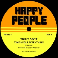 TIGHT SPOT:  Time Heals Everything